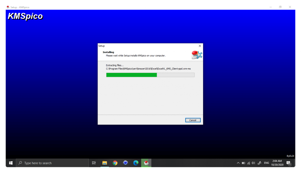 Installing-Windows-10-Activator-KMSpico