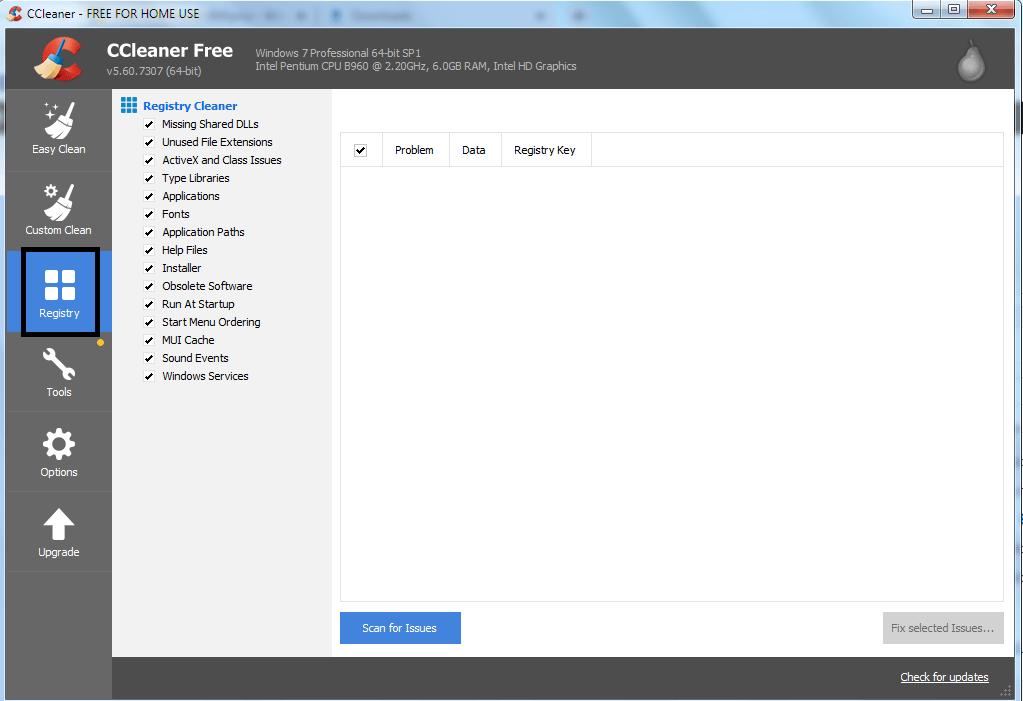 registry-in-ccleaner