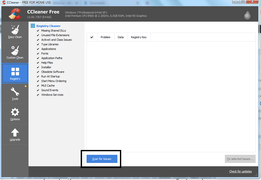 scan-for-issues-in-ccleaner